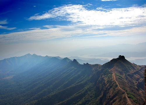 essay mountains india