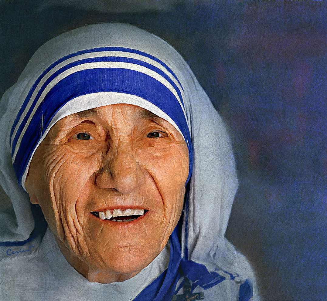 Essay of mother teresa in marathi
