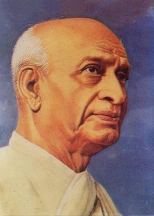 sardar vallabhbhai jhaverbhai patel
