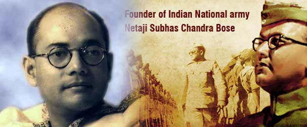 नेताजी सुभाषचंद्र बोस ! Netaji Subhash Chandra Bose Wallpaper Hd - netaji-subhash-chandra-bose