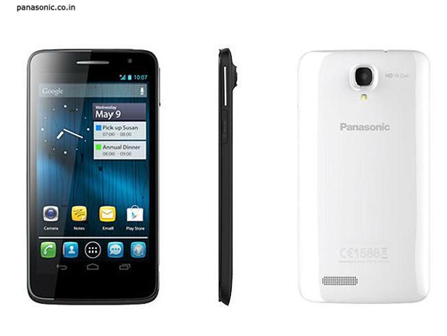 Panasonic launches P51 smartphone