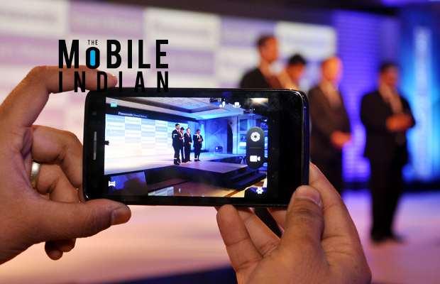 Panasonic launches P51 smartphone4